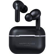 Happy Plugs Air 1 Zen Schwarz - Kabellose Kopfhörer