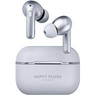 Happy Plugs Air 1 Zen Silber - Kabellose Kopfhörer