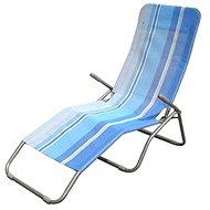 Happy Green Strandmatte blauen Streifen - Liege