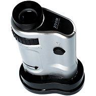 Kinder-Mikroskop Digiphot mit LED-Licht KM-20