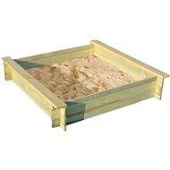 ALIX aus Holz mit Abdeckung - Sandkasten - Sandkasten