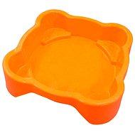 Sandkasten - Schwimmbad Ohne Abdeckung Orange - Sandkasten