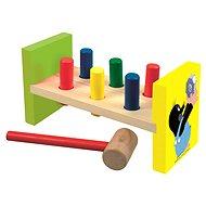 Bino Kretka - Der Kleine Maulwurf - Didaktisches Spielzeug