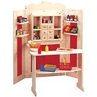 Bino Kaufmannsladen / Kaufladen für Kinder - Spielset
