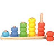 Bino Farben und Rechnen - Didaktisches Spielzeug