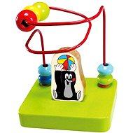 Bino Der Kleine Maulwurf motorische Spiel-Labyrinth für die Motorik - Didaktisches Spielzeug