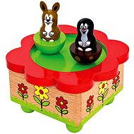 Bino Music Box Maulwurf - Spielset