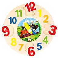 Bino Uhr Maulwurf - Didaktisches Spielzeug