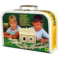 Vario Holzbaukasten im Koffer - Baukasten