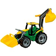 Auto Lena Traktor mit Schaufel und Bagger - Auto