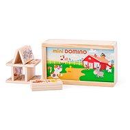 Woody Minidomino - Tiere - Domino