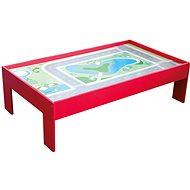 Woody Spieltisch für Spielzeugautos und Kleineisenbahnen - Spieleisenbahn-Zubehör