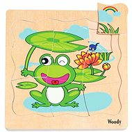 Puzzle Frosch Entwicklung - Puzzle