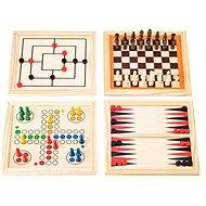 Woody große Spielreihe - Spiele-Set