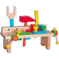 Woody Werkbank - Didaktisches Spielzeug
