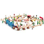 Woody Zug Super Train - Modelleisenbahn