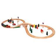 Woody Modelleisenbahn Acht - Modelleisenbahn