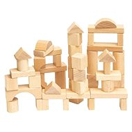 Holzwürfel Woody Natur-Würfel - Dřevěné kostky