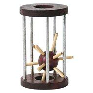 Woody Igel im Käfig - Kopfbrecher