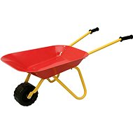 Woody Gartenschubkarre - Rot - Kinderschubkarre