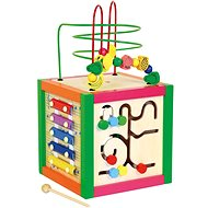 Woody Didaktischer Würfel - Didaktisches Spielzeug