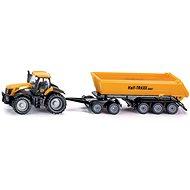 Siku Farmer - Traktor mit Kippanhänger - Metall-Model