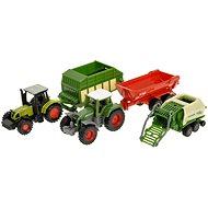 Siku Super – Set von landwirtschaftlichen Maschinen - Metall-Model