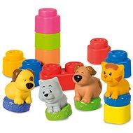 Clementoni Clemmy - Tiere - Baukasten