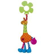 Giraffe Igor - Kinderwagenspielzeug