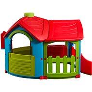 Spielhaus Villa mit Erweiterung - Kinderspielhaus