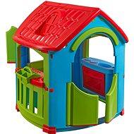 Hobby-Haus mit Küche und Werkstatt - Kinderspielhaus