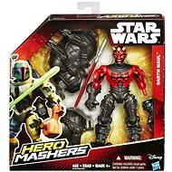 Star Wars Hero Mashers - Darth Maul Deluxe - Figur