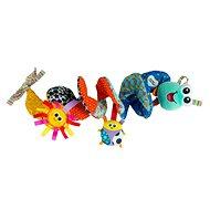 Lamaze Faltspirale für unterwegs - Spielzeug für die Kleinsten