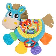 Playgro Beissbuch Esel und Soundeffekten - Beißring