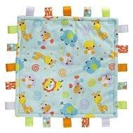 Playgro Kuscheldecke - Spielzeug für die Kleinsten