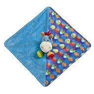 Playgro Kuscheldecke Baby-Esel blau - Spielzeug für die Kleinsten