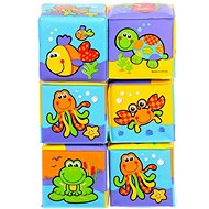Playgro Weichschaumwürfel - Spielzeug für die Kleinsten