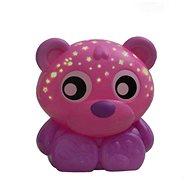 Playgro Teddy Bear Schlaflampe mit rosa Projektor - Spielzeug für die Kleinsten