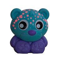 Playgro Schlaflampe Teddybär mit grünem Projektor - Spielzeug für die Kleinsten