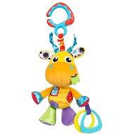 Playgro Hängende Giraffe mit Beißringen - Hängendes Spielzeug