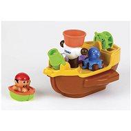Toomies Piratenschiff - Wasserspielzeug