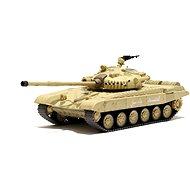 Russischer Panzer T-72 M1 Desert Yellow 1:72 - Panzer mit Fernsteuerung