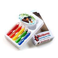 Teddies Buntstifte speziell für das Badezimmer und Badewanne - Wasserspielzeug
