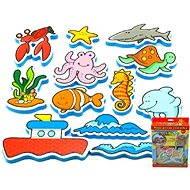 Teddies Aufkleber fürs Bad Ozean - Wasserspielzeug