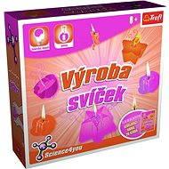Trefl Science 4 u – Kerzen-Fabrik - Bildungsspielzeug