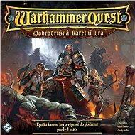 Warhammer Quest - Dobrodružná karetní hra - Gesellschaftsspiel