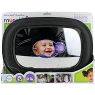 Munchkin – Zpětné zrcátko Baby In–Sight™ Mega šedé - Spiegel