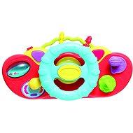 Playgro - Lenkrad mit Geräuschen - Interaktives Spielzeug
