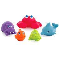 Playgro - Meerestiere 5 Stk. - Wasserspielzeug