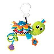 Playgro - Schildkröte Agáta - Kinderwagenspielzeug